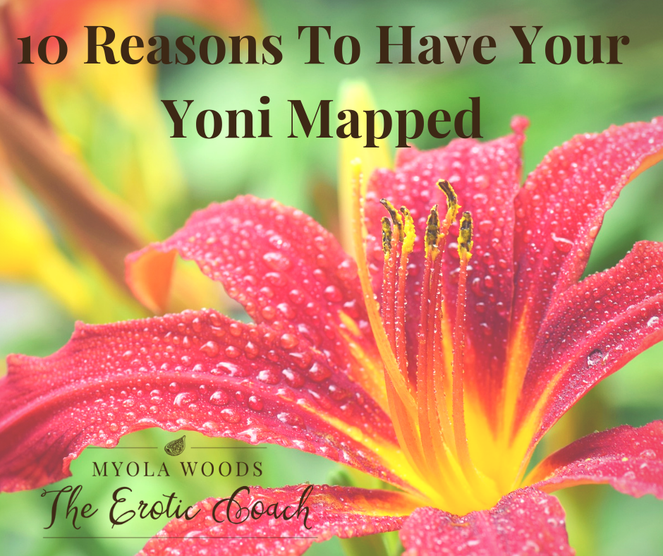 Yoni Mapping, Healing, Pelvic Pain, Pain during sex